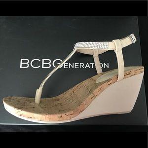 BCBGeneration, Maybel wedges NWB